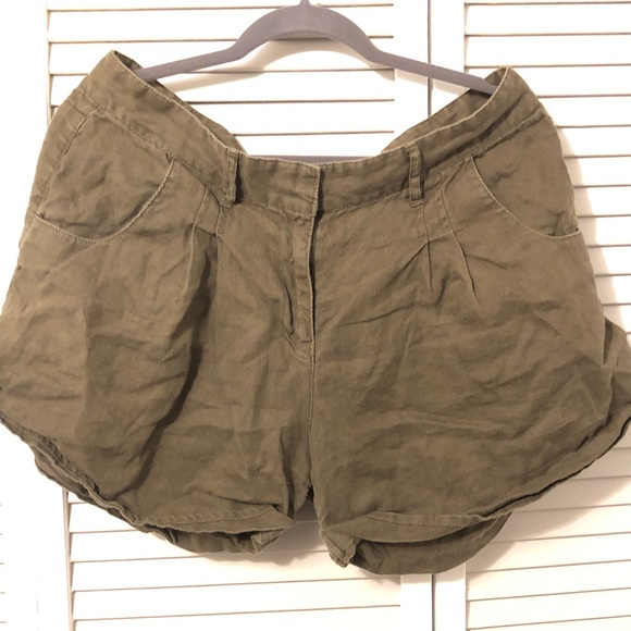 French Connection Pants - French Connection Women's Shorts